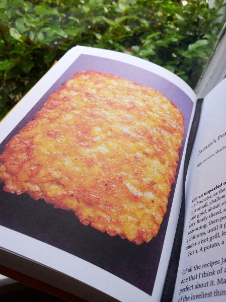 "James Potato Tortilla from Nigel Slater's ""EAT"""